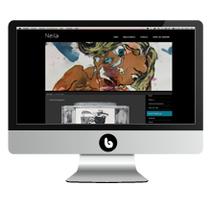 www.neilapascual.com Portal web Neila Pascual . Un proyecto de Diseño, Publicidad e Informática de Bárbara Sanz González         - 04.02.2016