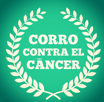 Corro Contra el Càncer. A Design, Illustration, Advertising, Software Development, Film, Video, and TV project by Lluís Domingo - 22-02-2013