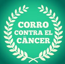 Corro Contra el Càncer. Un proyecto de Diseño, Ilustración, Publicidad, Desarrollo de software, Cine, vídeo y televisión de Lluís Domingo - 22-02-2013