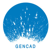 Logotipo GENCAD. A Design, Illustration, and UI / UX project by Carolina Ensa - 26-02-2013