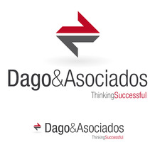 Dago&Asociados Propuesta logo. A Design, and UI / UX project by Jesús         - 26.02.2013