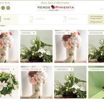 Online shop. Um projeto de Design, Ilustração, Publicidade, Motion Graphics, Desenvolvimento de software, UI / UX e Informática de Alicia Bolaño         - 28.02.2013