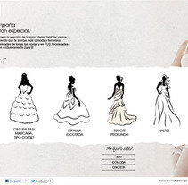 Microsite. A Design, Advertising, Software Development&IT project by Alicia Bolaño - 28-02-2013