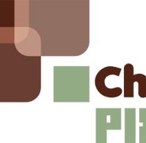 Chocolate Pixel logo. Un proyecto de Diseño de Marco Antonio Paraja Corbato         - 07.03.2013