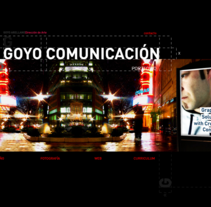 GoyoComunicacion. A Design, Advertising, Photograph, and UI / UX project by Goyo Arellano Alcocer - 26-05-2013