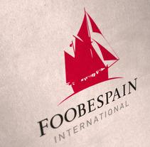 IMAGEN CORPORATIVA + WEB FOOBESPAIN. A Design project by Omnimusa Diseño y Comunicación         - 13.03.2013