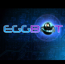 EggBot. A Design, Illustration, and 3D project by Ana Belen Blas         - 21.03.2013