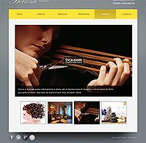 Belleza - Creación de sitios web . Un proyecto de Desarrollo de software de Alexander          - 23.03.2013