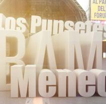 BAM 2012 Cartelera. Um projeto de Motion Graphics, Cinema, Vídeo e TV e 3D de Francesc Risalde - 27-03-2013