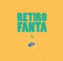 El Retiro Fanta. Un proyecto de Diseño, Ilustración y Publicidad de Adriana Castillo García         - 07.04.2013