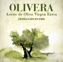 Olivera, aceite de oliva. A Packaging project by Marcelo Garolla Artuso         - 06.04.2013
