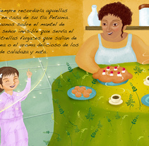 Ilustraciones infantiles. A Illustration project by Mia Charro         - 10.04.2013