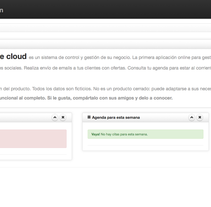 Business in the Cloud. A Software Development, and Design project by Francisco  Palacios - Apr 13 2013 06:48 PM