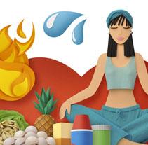 www.pepcid.com. Un proyecto de Ilustración de Ana Villalba - Martes, 16 de abril de 2013 17:29:54 +0200