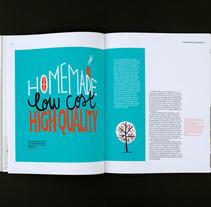 Artículo EME Magazine. Um projeto de Design e Ilustração de Alicia Raya         - 19.04.2013