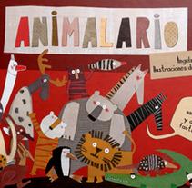 Animalario. Un proyecto de  de Carmen Queralt - 16-05-2013