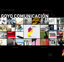 GoyoComunicacion. A Design, Advertising, and Photograph project by Goyo Arellano Alcocer - 26-05-2013