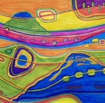 Acrílico 01. Un proyecto de Ilustración de Gerardo María Castro Panizza - 30-05-2013