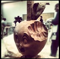 La fabulosa historia del niño manzana. Un proyecto de Diseño, Instalaciones y 3D de Luis Miguel Falcón         - 07.06.2013