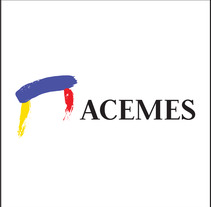 ACEMES: Logo y Business card.. A Design project by Domnina VS - 19-06-2013