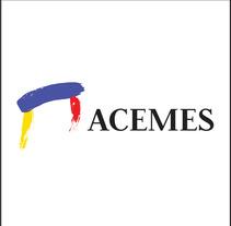ACEMES: Logo y Business card.. Un proyecto de Diseño de Domnina VS         - 19.06.2013