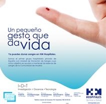 Campaña Donantes. Un proyecto de Ilustración, Publicidad y Diseño de Carlos Cano Santos - Miércoles, 26 de junio de 2013 13:36:14 +0200