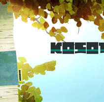 Website Kosoto. A Design&Illustration project by Cristian Martín         - 30.06.2013
