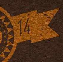 AMÉRICA TREK 2014. A Film, Video, TV, Design, Br, ing, Identit, Art Direction, Information Design, Editorial Design, Graphic Design, and Design Management project by Mapy D.H. - Jul 15 2013 12:00 AM