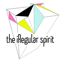 Logo the Iregular spirit. A Design project by Patricia Fornos         - 03.07.2013