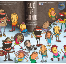 Que te cuento. A Illustration project by Alfredo Polanszky - 16-07-2013