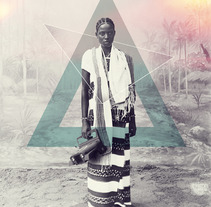 Unknown tribe. A Illustration, and Photograph project by Rafa Zub - 25-07-2013