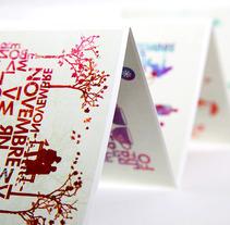 Calendario 2011. A Design&Illustration project by Silvia Ospina Amaya         - 05.08.2013