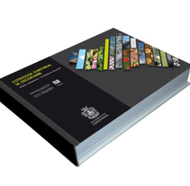 Diseño y maquetación del libro Estrategia Territorial de Cocentaina. Um projeto de Design e Ilustração de Elena Amérigo Alonso         - 14.08.2013
