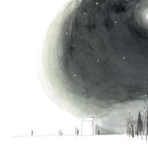 Estol de peixos. Um projeto de Ilustração de Albert D. Arrayás - 28-08-2013
