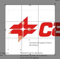 Rebranding CEPSA. Un proyecto de Diseño de ememinúscula Mercedes Díaz Villarías - 15-09-2013