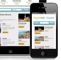Muchoviaje. Um projeto de Design, UI / UX e Informática de Sara Madrigal Abaroa - 19-09-2013