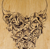 Reskate - . A Illustration project by Jope * - Sep 24 2013 12:00 PM