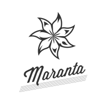 Maranta | Logotipo. A Design project by Juan Miguel Yera Pardo         - 27.09.2013