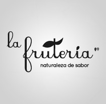 La Frutería. A Design, Illustration, Advertising, and Photograph project by Sara Herguedas de Castro         - 28.09.2013