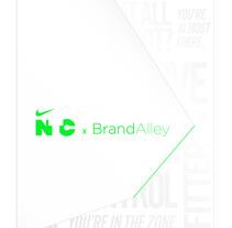 Diseño gráfico y del envase para Nike Trainning Club. Un proyecto de Diseño de Elena Zafón Hernández         - 30.09.2013