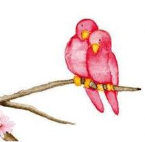 Invitación de Boda. Um projeto de Design e Ilustração de Elena Quintana Veci         - 01.10.2013
