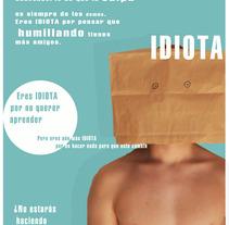Leer da criterio para decidir. A Advertising project by Lourdes Muñoz         - 04.01.2011
