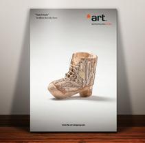 Concurso Shoestorming. Un proyecto de Diseño, Ilustración y Publicidad de Alberto Bermúdez Ruano         - 08.10.2013