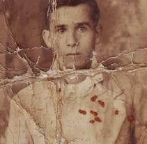 Restauración de fotos antiguas. Um projeto de Fotografia e Design gráfico de Octavio Manzano Guijarro         - 08.10.2013