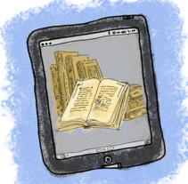 Curso de Fomento Lector (Iconos). Um projeto de Ilustração de Gonzalo Soto Silva         - 11.10.2013