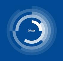 Gricode. Un proyecto de Diseño de Bibiana Broch - 12-10-2013