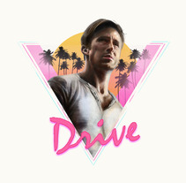 Drive. A Illustration, Film, Video, and TV project by Marc Valls         - 21.10.2013