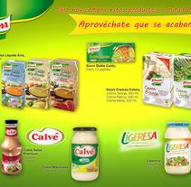 Promoción Supermercado. A Design, Advertising, Editorial Design, and Graphic Design project by Marta Arévalo Segarra         - 03.11.2013