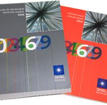 Memoria de Empresa OMEL 06. A Design&Illustration project by Pedro Soria García         - 17.05.2007