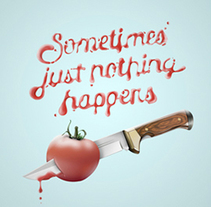 Sometimes. Um projeto de Design e Ilustração de Pablo Alvin         - 23.12.2010